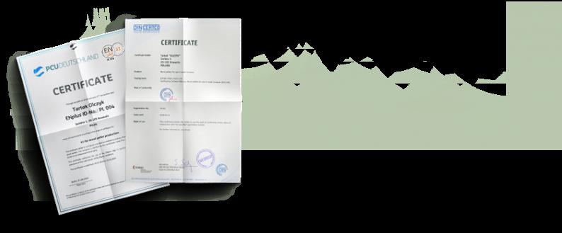 Produkcja Pelletu Olczyk odbywa się pod stałym nadzorem technologów, a każda wytworzona partia jest poddawana testom laboratoryjnym.